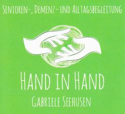 Senioren Demenz Alltagsbegleitung Hand in Hand